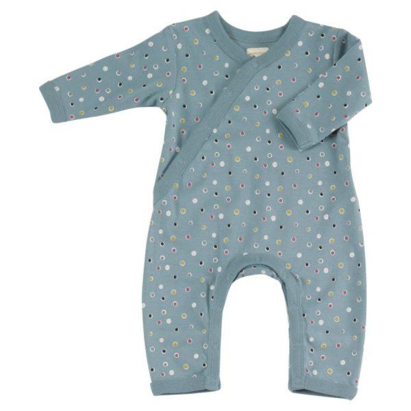 Pijamale moi și călduroase, spots on blue